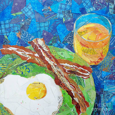 Breakfast Is Ready Art Print by Patricia Henderson