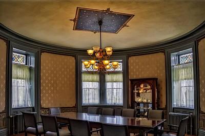 Photograph - Breakfast Room by Susan Candelario