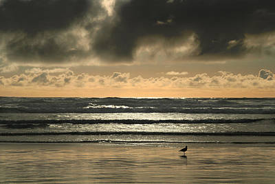 Photograph - Breaking Storm by Wes and Dotty Weber