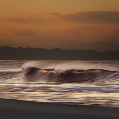 Photograph - Breaking Wave 73a1741_73a1689 by David Orias