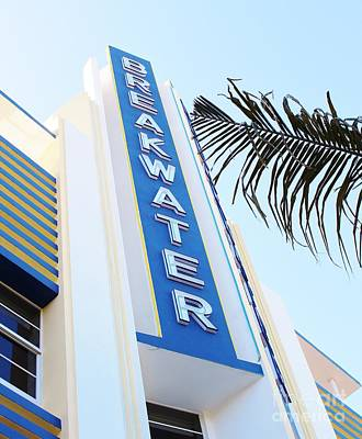 Photograph - Breakwater Hotel Sobe by Rene Triay Photography