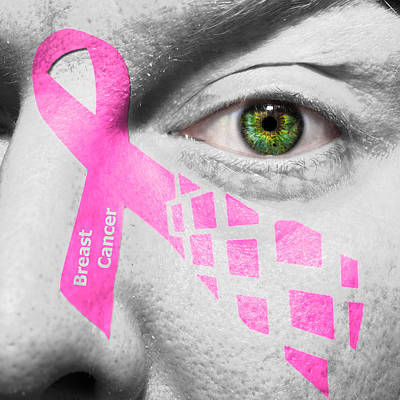 Photograph - Breast Cancer Awareness by Semmick Photo