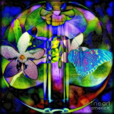 Digital Art - Breathe by Darla Wood