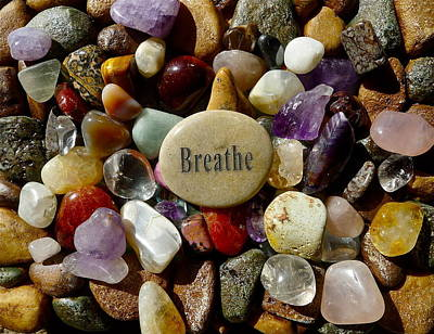 Photograph - Breathe by Denise Mazzocco