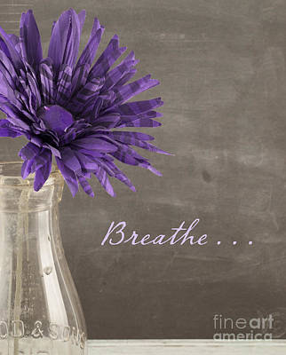 Photograph - Breathe by Juli Scalzi