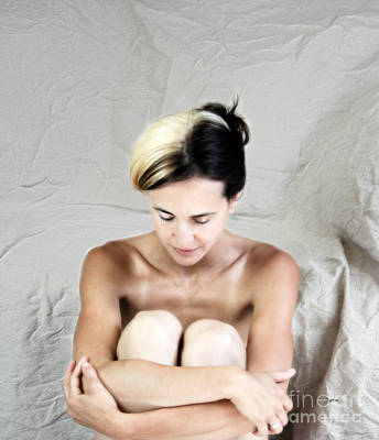 Nudes Photograph - Breathing In Still Life by Steven Digman