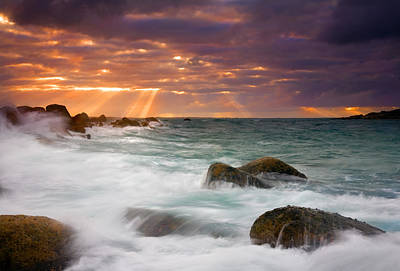 Ray Photograph - Breathtaking by Mike  Dawson