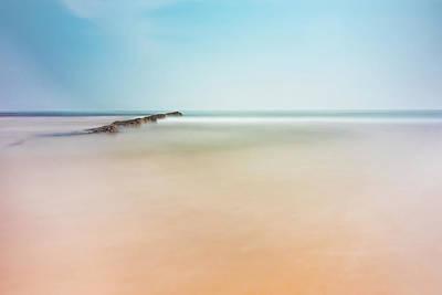 Asturias Photograph - Brecha En El Mar by Tomas Ferrero