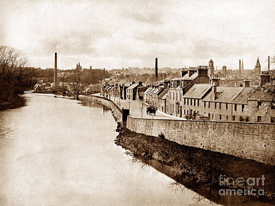Sottish Photograph - Brechin Scotland by The Keasbury-Gordon Photograph Archive