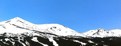 Jerry Sodorff Royalty-Free and Rights-Managed Images - Breckenridge 6089 by Jerry Sodorff