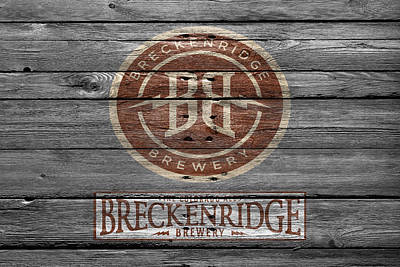 Handcrafted Photograph - Breckenridge Brewery by Joe Hamilton