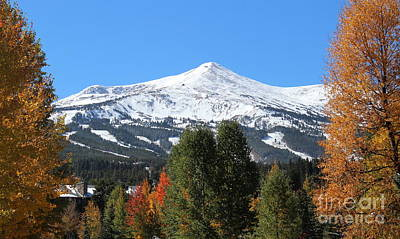 Photograph - Breckenridge Colorado by Fiona Kennard
