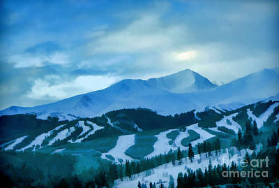 Photograph - Breckenridge by Sharon Seaward