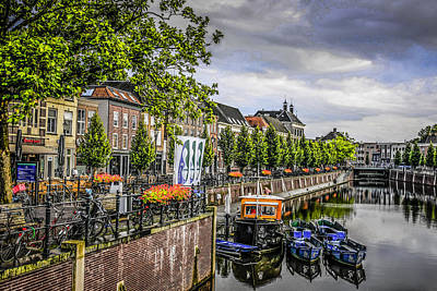 Fathers Day 1 - Breda Canal by Chris Smith