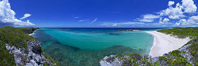 Turks And Caicos Islands Photograph - Breezy View by Chad Dutson