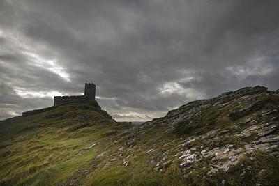 Brentor Photograph - Brentor Church Dartmoor by Chris Smith