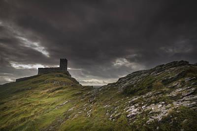 Brentor Photograph - Brentor Church Dartmoor Devon Uk by Chris Smith