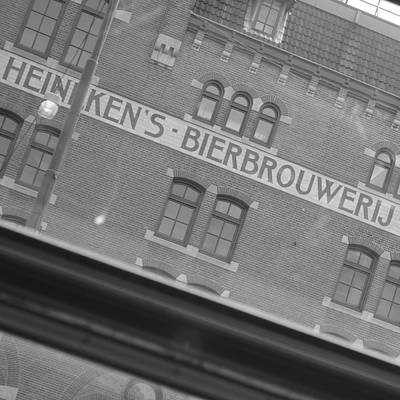 Photograph - Brewery In Amsterdam by Cheryl Miller