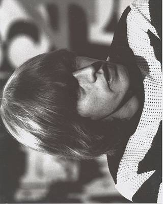 Mick Jagger And Keith Richards Photograph - Brian Jones 3 by Kenneth Summers