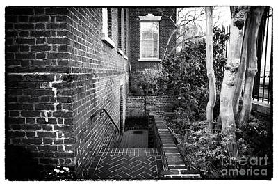 Photograph - Brick Design by John Rizzuto