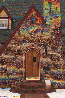 Photograph - Brick House by Trent Mallett