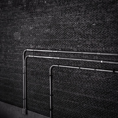 Photograph - Brick Wall by Bob Orsillo