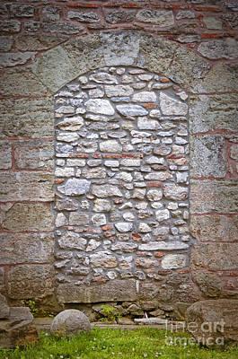 Water Droplets Sharon Johnstone - Bricked Up Doorway by Antony McAulay