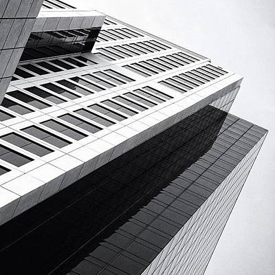 Architecturelovers Photograph - Brickell World Plaza - Miami ( 2011 ) by Joel Lopez