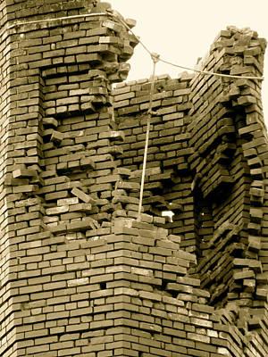 Bricks Art Print by Azthet Photography