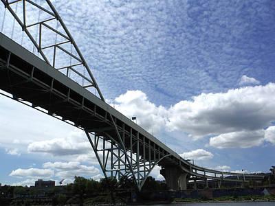 Photograph - Bridge 1 by Sara Stevenson