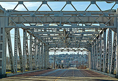 Photograph - Bridge 1 by Tikvah's Hope