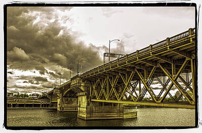 Photograph - Bridge 2 Of Portland by Craig Perry-Ollila
