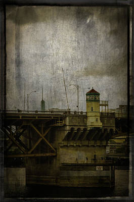 Photograph - Bridge 3 Of Portland by Craig Perry-Ollila