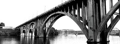 Tennessee River Photograph - Bridge Across River, Henley Street by Panoramic Images