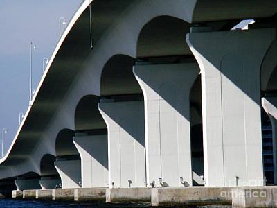 Photograph - Florida Overseas Highway by Eva Kato