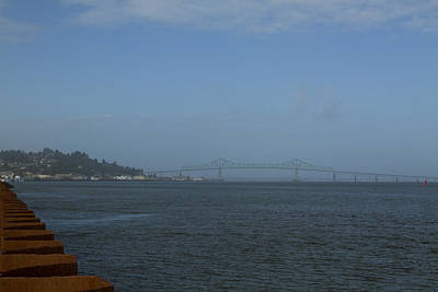 Queen Rights Managed Images - Bridge Astoria OR 1 A Royalty-Free Image by John Brueske