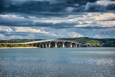 Photograph - Bridge At Paris Landing by Jai Johnson