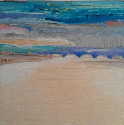 Painting - Bridge by Dawn Vagts