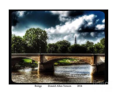 Caravaggio - Bridge by Donald Yenson