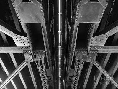 Photograph - Bridge by Eric Wiles
