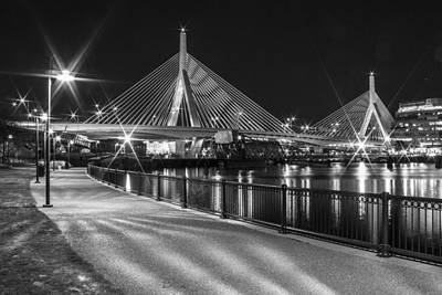Photograph - Bridge In Boston by John McGraw