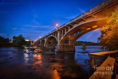 Photograph - Bridge  by Mina Isaac