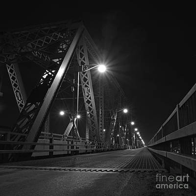 Photograph - Bridge Night by Joshua McCullough