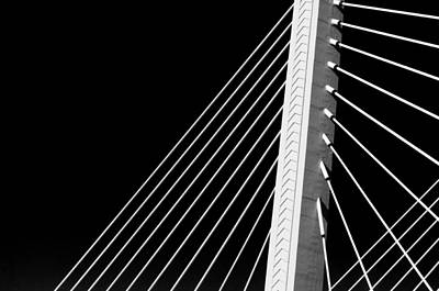 Photograph - Bridge Of Angles Unframed by Tikvah's Hope