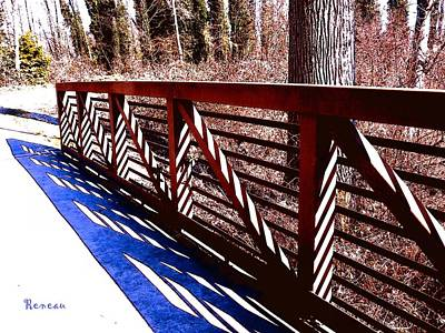 Photograph - Bridge Of Shadows by Sadie Reneau