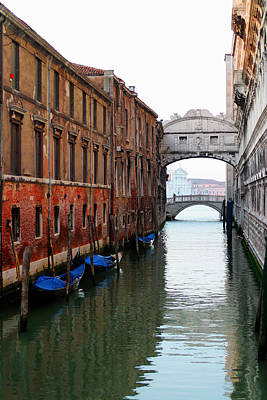 Photograph - Bridge Of Sighs I by John Galbo