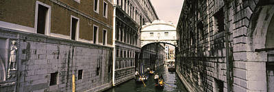 Bridge Of Sighs, Venice, Veneto, Italy Art Print by Panoramic Images