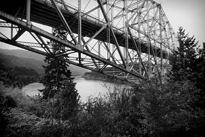 Photograph - Bridge Of The Gods 1 by Rudy Umans