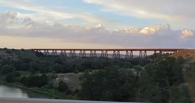 Photograph - Bridge Over Still Water by Diane Mitchell