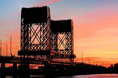 Photograph - Bridge Over The Hackensack by JC Findley